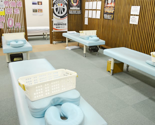 施術用ベッド