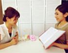 ダイエットカウンセリング(耳ツボ体験付き)60分 2,800円→1,500円(初回限定価格)
