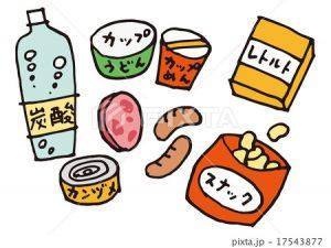 摂りすぎには気をつけたい食品添加物(>_<)